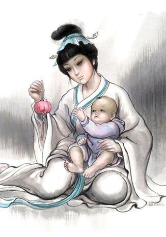 【如云】母爱无言(散文诗)